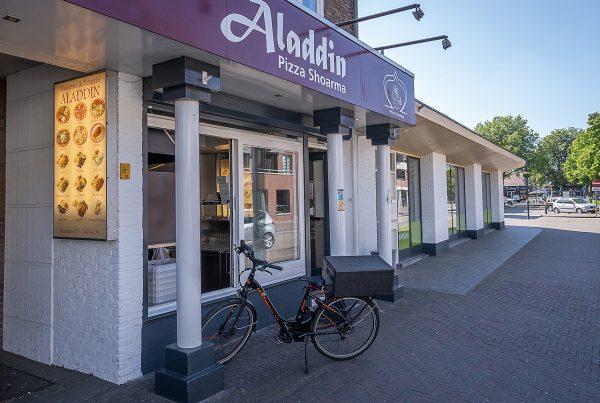 In Schijndel Aladdin pizza shoarma
