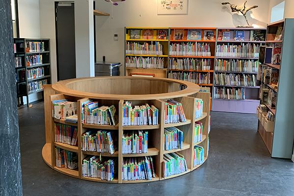 Vogelnest Bibliotheek Schijndel