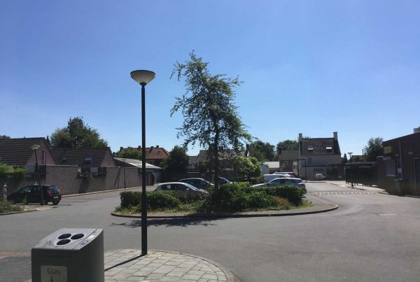 Parkeren Catharinaplein