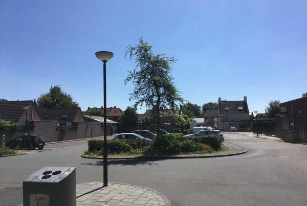In Schijndel Parkeren Catharinaplein