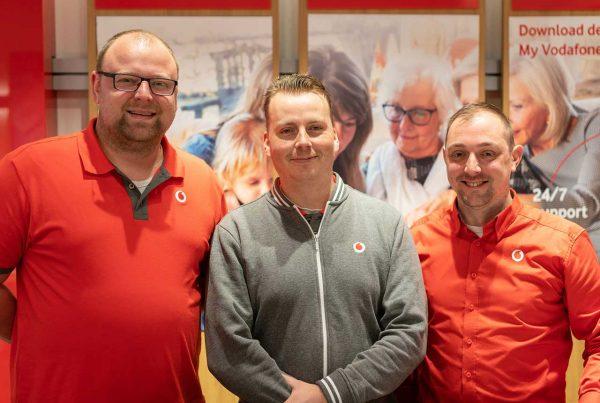 In Schijndel Vodafone