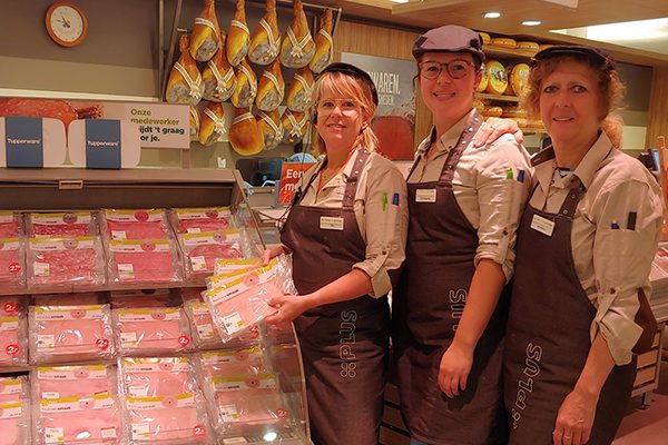 In Schijndel Plus Eijkemans supermarkt