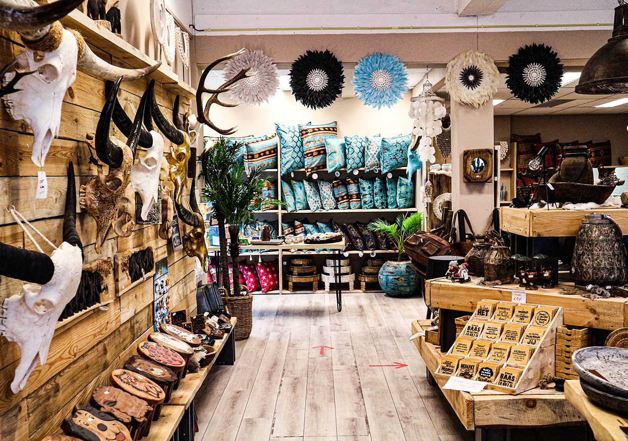 In Schijndel swanny shop