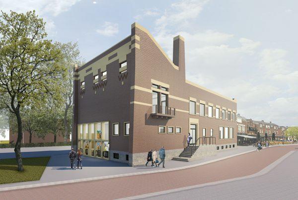 In Schijndel Herbestemming gemeentehuis Schijndel