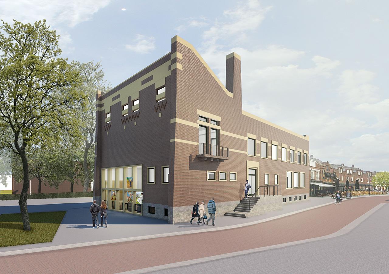 Herbestemming gemeentehuis Schijndel