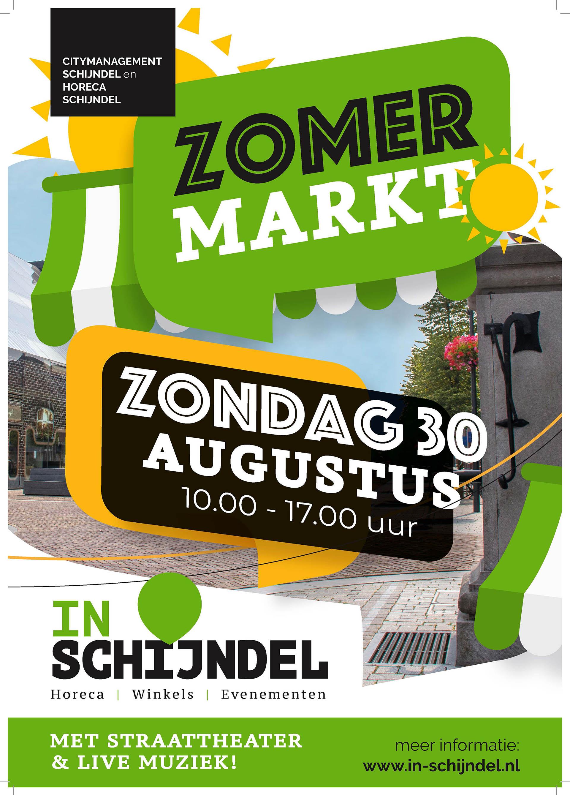 In schijndel zomermarkt citymanageement